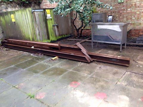 Metal collection Cambridgeshire Cambridge Ely Soham Newmarket Haverhill Royston South CAMBS