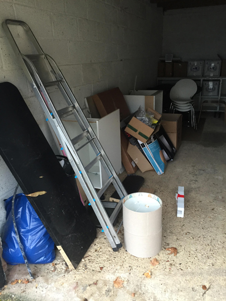 Garage Clearance in Cambridge