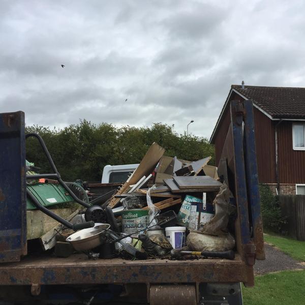 Garden Clearance in Newmarket
