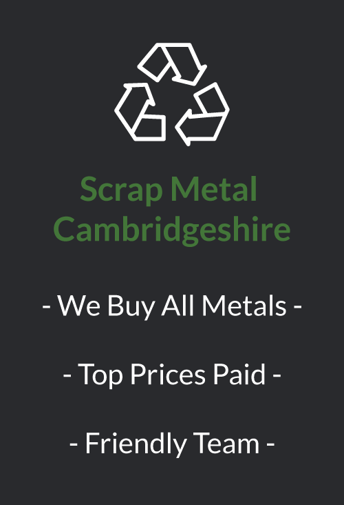 Scrap Metal Cambridge | Cambridgeshire Clearance and Recycling