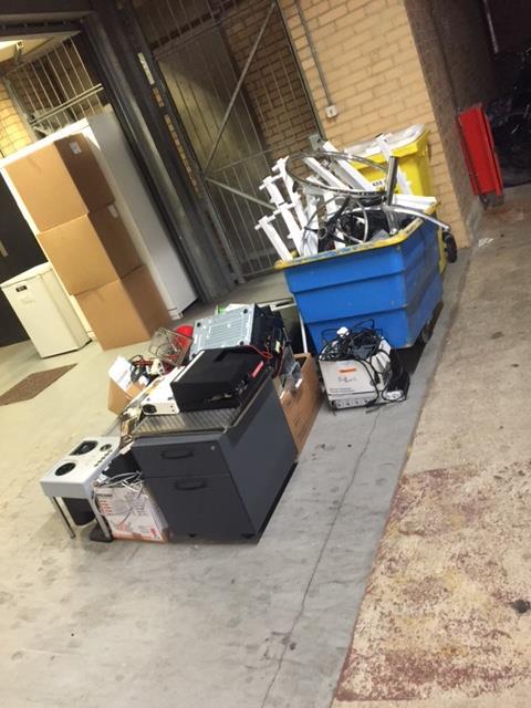 Regular scrap metal collection in Cambridge