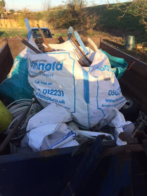 Scrap metal collection in Cambridgeshire